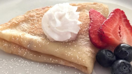 Photo of Vegan Crepes by Siri