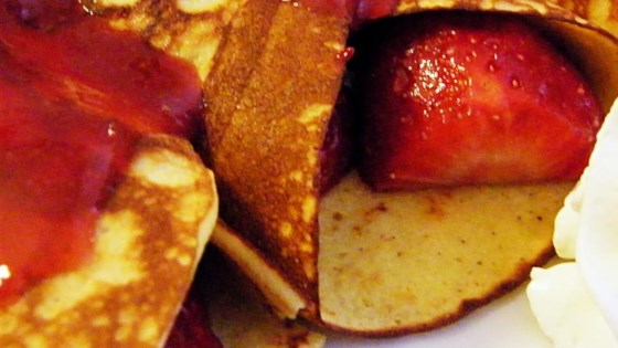 Photo of Coconut Crepes by kmacphee