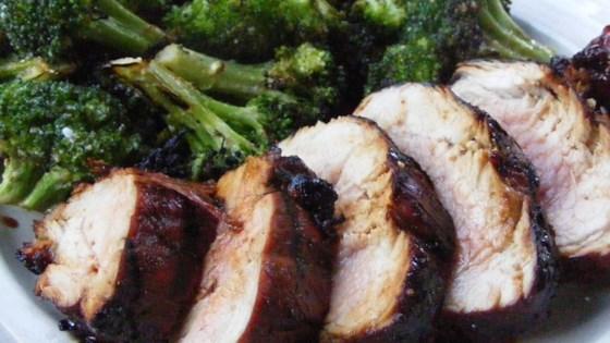 Photo of Molasses-Glazed Pork Tenderloin by TURBO01