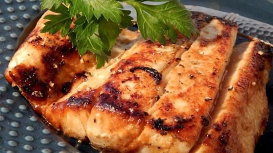 Chef John's Miso-Glazed Barramundi