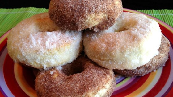Photo of Easy Baked Doughnuts by JESSICALKING