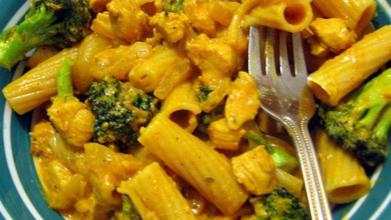 Photo of Curry Pasta - Pakistani Style by Celestial