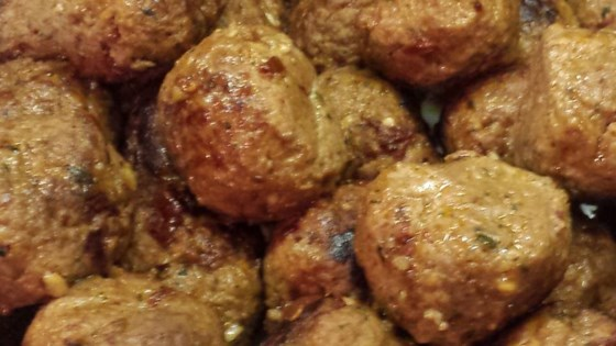 Photo of Chipotle Meatballs by Angie