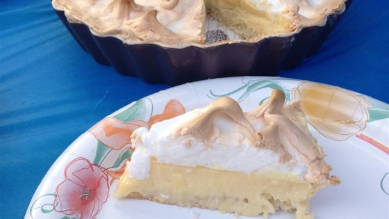 Photo of My Mom's Lemon Meringue Pie by CollinW