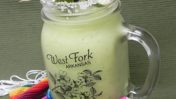 Photo of Frozen Avocado Margaritas by differentdog