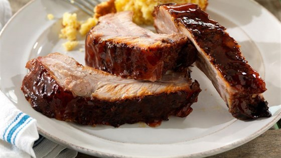Photo of Sweet Southern BBQ Back Ribs by Smithfield®