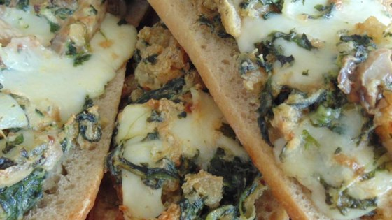 Photo of To-Die-For Stuffed Garlic Bread by Shannon Ellis Timmons