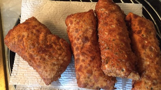 Photo of Southwest-Style Egg Rolls by MASTR9BALL