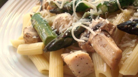 Photo of Penne with Chicken and Asparagus by LAUREL B
