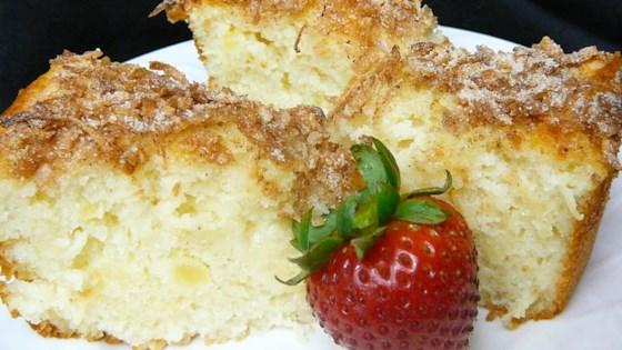 Photo of Tropical Coffee Cake by Alisha  Juhnke