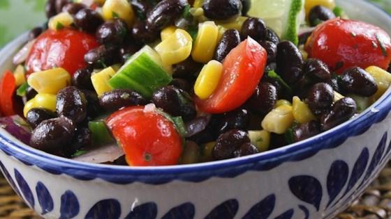 Photo of Summer Veggie Salad by Lisa Striffler