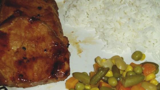 Photo of Lemonade Pork Chops by TMEGREDY
