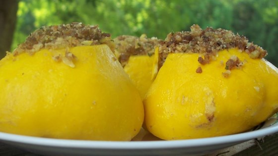 Photo of Stuffed Pattypan Squash by Michele O'Brien