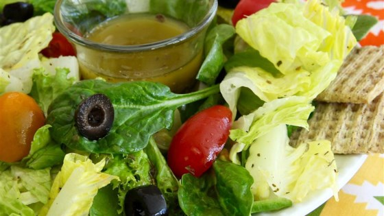 Photo of French Greek Salad Dressing by cheesemite
