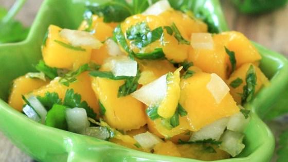 Photo of Mango Mint Salsa by Anaya