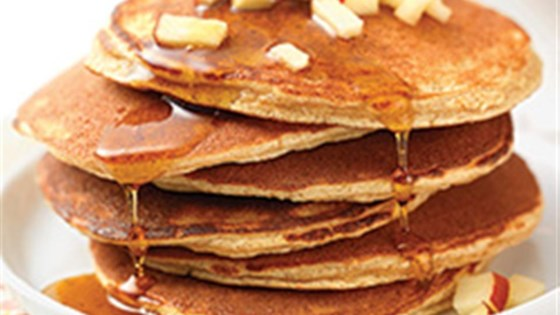Photo of Apple Cinnamon Coconut Flour Pancakes by King Arthur Flour