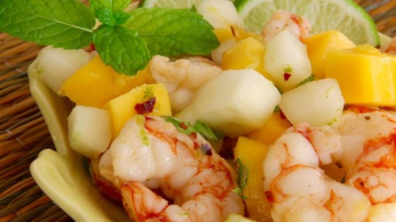 Photo of Mango Shrimp Salad  by karbol