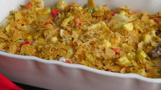 Photo of Southwest Squash Casserole by KARENVG