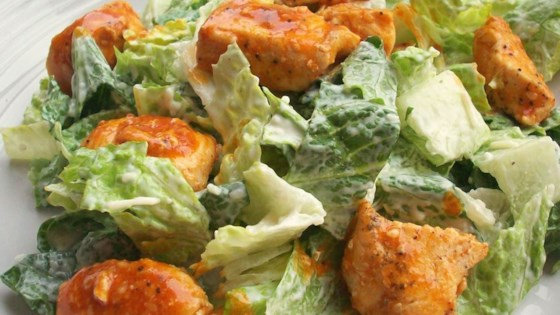 Photo of Hot 'n' Spicy Buffalo Chicken Salad by Celeste