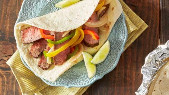 Photo of Grilled Beef Fajitas by Reynolds Kitchens®