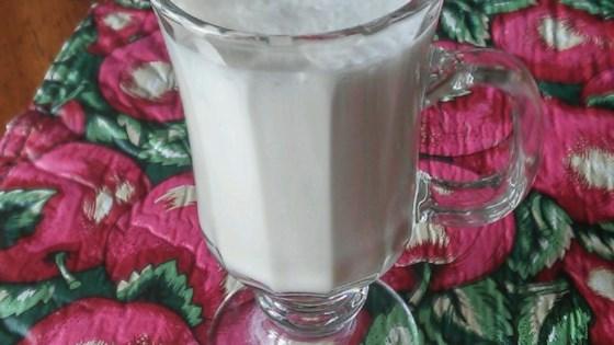 Photo of Red Apple Milkshake by Sapna