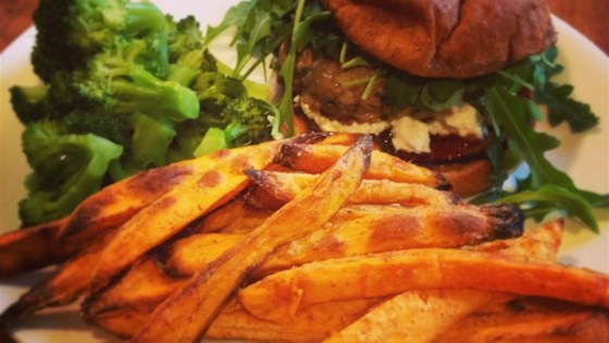 Photo of Grilled Lamb Burgers by Jo