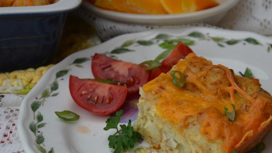 Photo of Tater Tot® and Bacon Breakfast Casserole by SuzyLikes2Cook