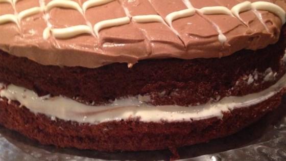 Photo of Chocolate Mousse Cake IV by Stephanie