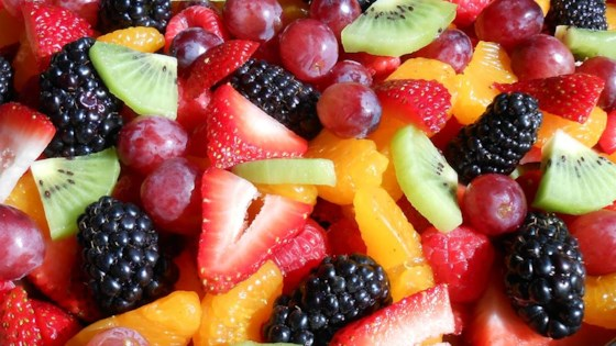 Fruit Salads That Go With Chocolate Cake