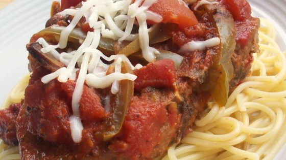 Photo of Slow Cooker Pork Cacciatore by Sneakyteaky