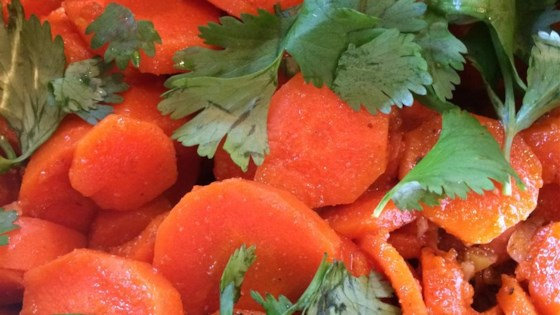 Photo of Moroccan Spicy Carrot Salad by malak