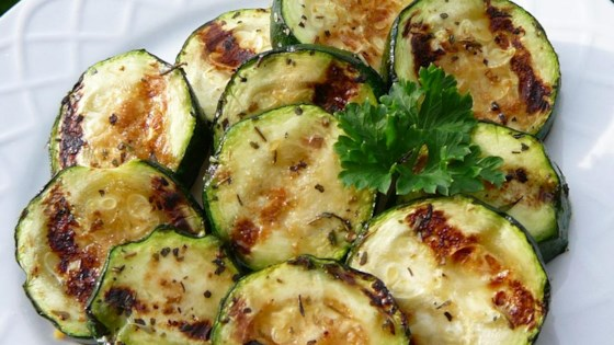 balsamic grilled zucchini review by ilkaisha