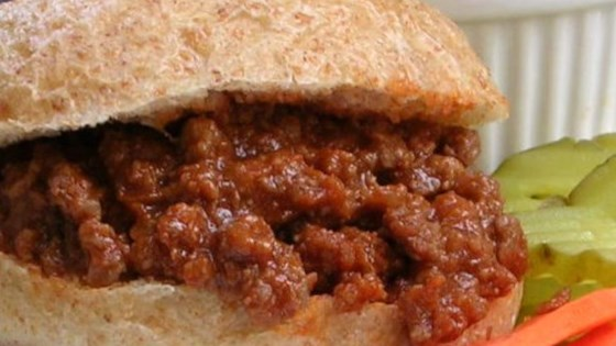 Photo of Sloppy Joe Sandwiches by twinkleinyouri