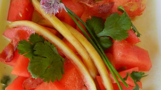 Photo of Malaysian Watermelon Salad by Myra L.