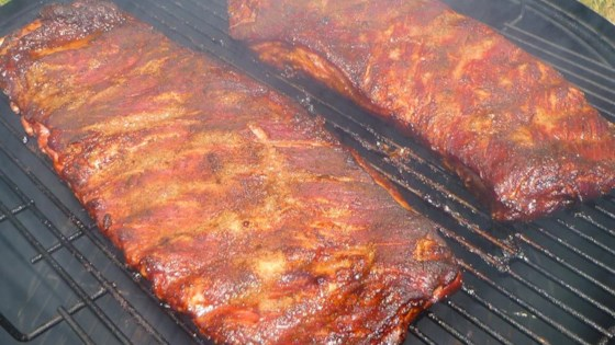 Photo of Slow Smoked Pork Spareribs by Charles B. Simpson
