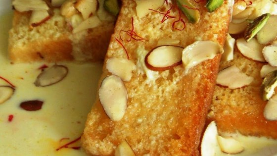 Photo of Shahi Tukra (Indian Bread Pudding) by SUSMITA
