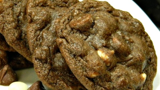 Photo of Chocolate Lover's Dream Cookies by Mary Strickland