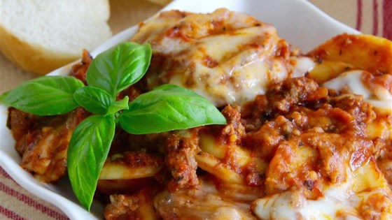 Photo of Randy's Slow Cooker Ravioli Lasagna by RandyOSU