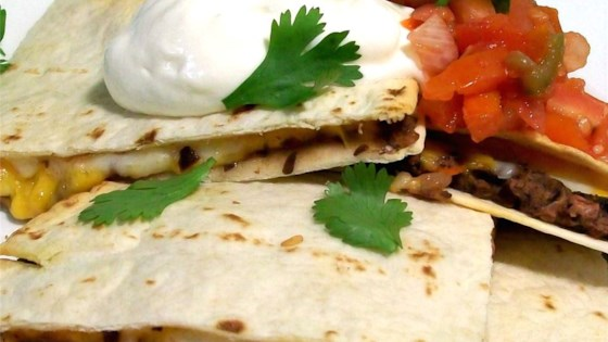 Photo of Black Bean Quesadillas by Jane Epping