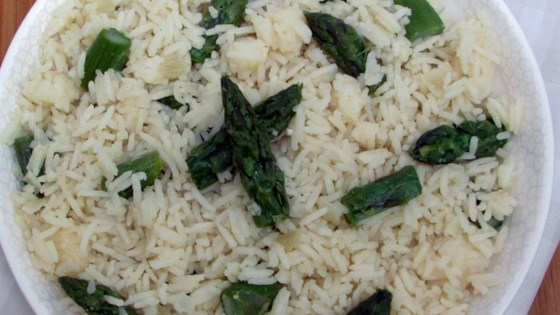 Photo of Parmesan Asparagus Rice by Uncle Ben's