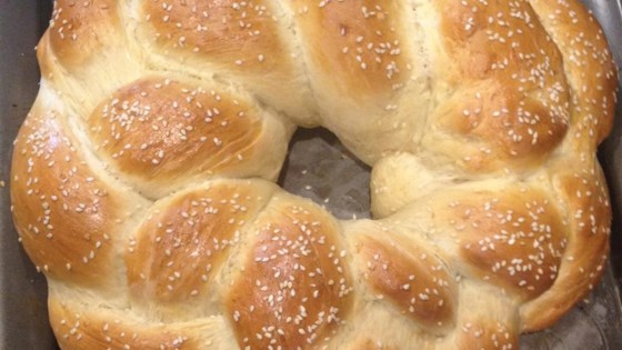 Photo of Braided Egg Bread by Marilou Hitt