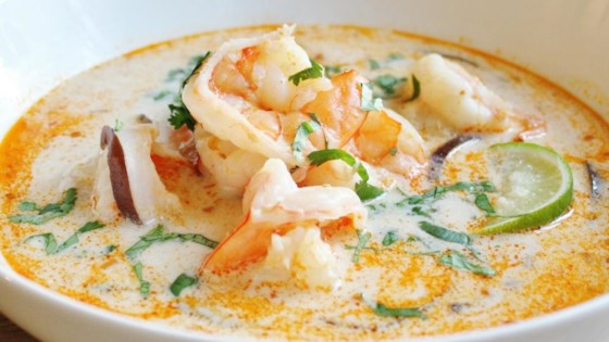 The best thai coconut soup recipe allrecipes photo of the best thai coconut soup by jessica forumfinder Image collections