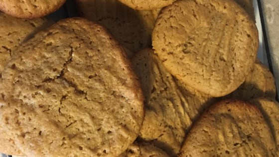 Photo of Soft and Chewy Peanut Butter Cookies by Sarah