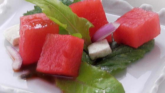 Photo of Arugula and Watermelon Salad by Joshua