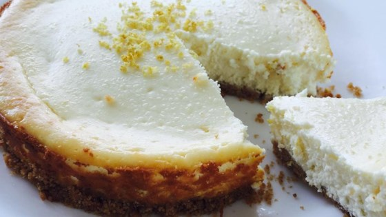 Photo of Lemon Cheesecake by Rebekah