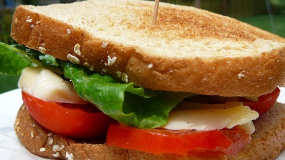 Photo of Kansas Tomato Sandwich by Leona Denesha