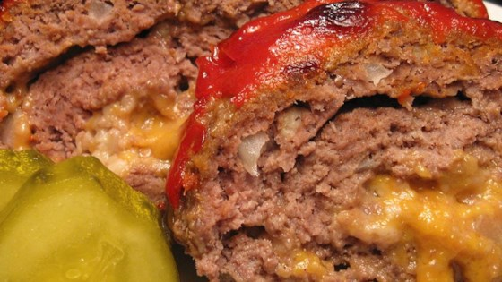 Photo of Cheeseburger Meatloaf  by Douglas Tuccinardi