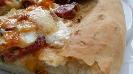 Photo of Valentino's Pizza Crust by Jody