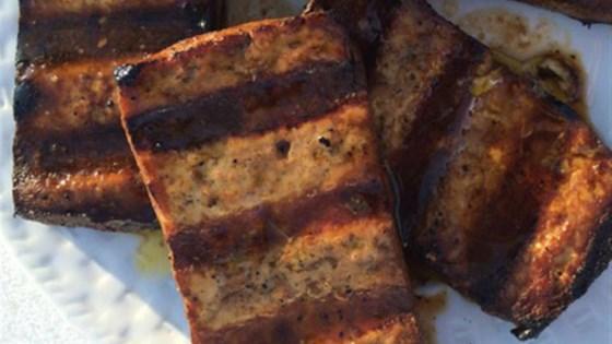 Perfect Grilled Tofu
