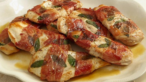 Photo of Sandy's Chicken Saltimbocca by SandyG